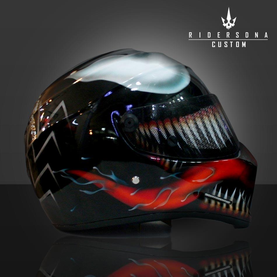 Venom Black Helmet | M...
